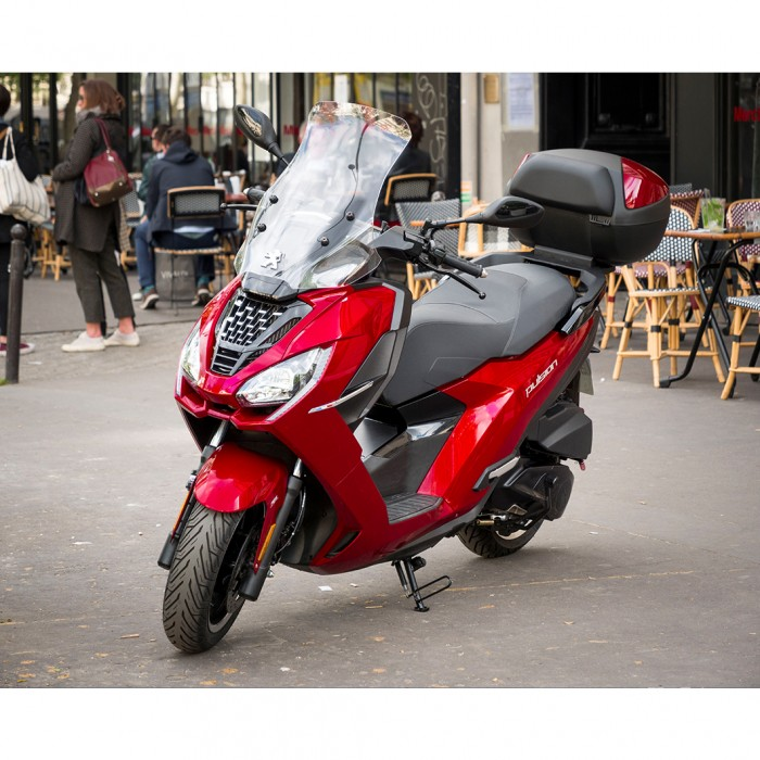 Peugeot Pulsion Allure 125, 125cc motorbike, 125cc scooter, 125cc moped, 125cc motorbike